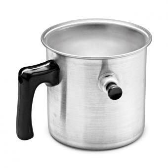 Stahl Schmelztopf 1 Liter