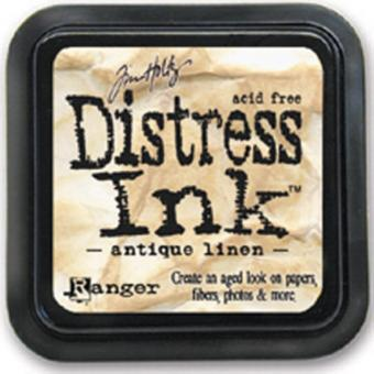 Distress Ink antique linen Stempelkissen