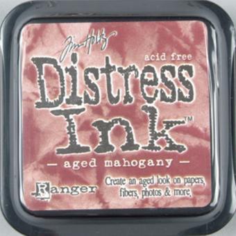 Distress Ink Aged Mahagony Stempelkissen