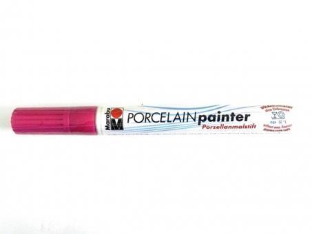 Porcelain Painter pink 005, 1-2 mm Spitze, hochglänzend