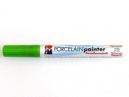 Porcelain Painter reseda 061, 1-2 mm Spitze, hochglänzend