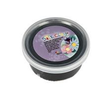 Silk Clay 40g, schwarz