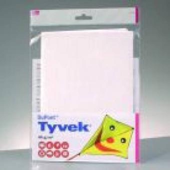 Tyvek® Soft - DuPont™ 70 x 100 cm Drachenpapier weiß
