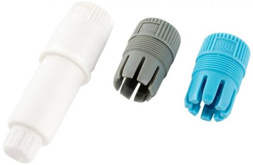 Silhouette Pen-Holder Stifthalter mit 3x Kunststoffkappe