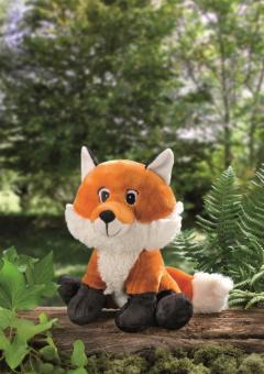 Kuscheltier Fuchs Foxi, 23cm zum Selberstopfen