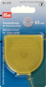 Prym Ersatzklinge fuer Rollschneider Maxi 45 mm  1