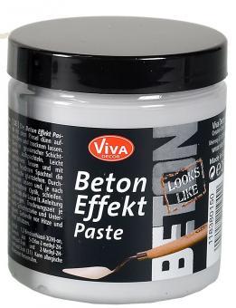 Beton-Effekt-Paste 250ml, Grau