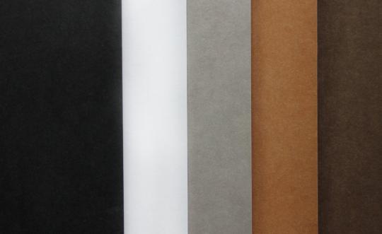 SnapPap 5 Zuschnitte A3, 42x29,5cm farblich sortiert, vegan & waschbar