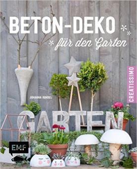 Beton basteln garten  Hobbywelt Kreativshop | Beton-Deko für den Garten | Basteln und Nähen