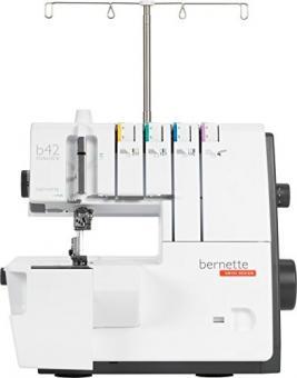 Bernette b42 Funlock Overlock-Coverstich Kombimaschine