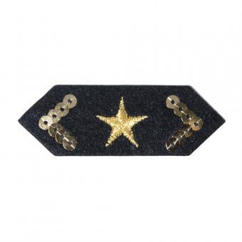 "Rayher Patch ""Army"", 7,3x2,5cm, zum Aufbügeln, SB-Btl. 1Stück"