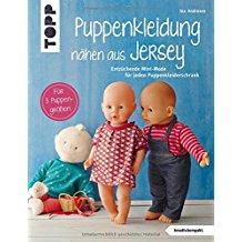 Puppenkleid. Jersey/kompakt Andresen, Ina