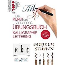 Kunst d.Z. Kallig.Übungsbuch frechverlag