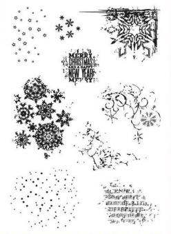 Stempel A6, Weihnachten