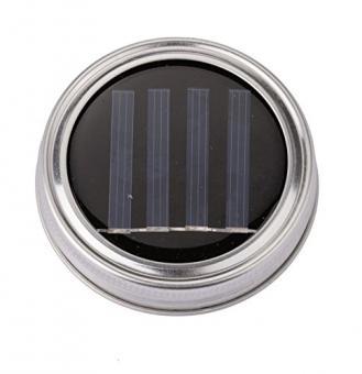 Drehverschluss  Solar , 70mm silberfarben
