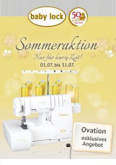 Ovation  Sommerangebot