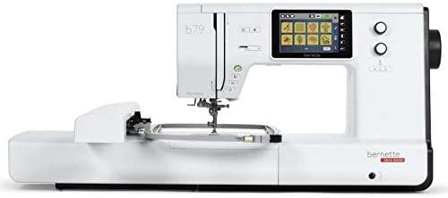 Bernette 79 Kombimaschine Nähmaschine und Stickmaschine