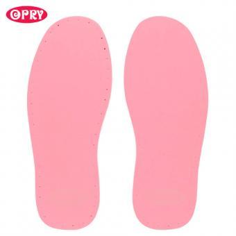 Opry Schuhsohlen Paar 25,5cm, rosa Farbe 03, Gr. 39/40