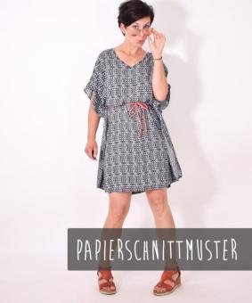 PAPILLON.kleid Leni Pepunkt