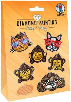 Diamond Painting Sticker Feelings Motiv 02