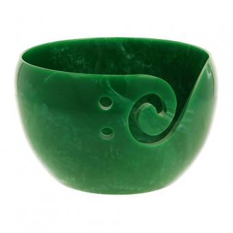 Scheepjes Garnschale grün Kunststoff