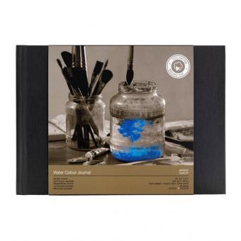 Aquarell Journal A5 200g/m², 30 Blätter