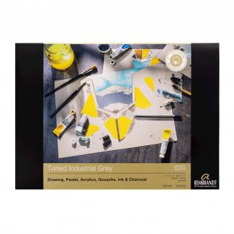Toned Industrial Grey A4, 180g/m², 50 Blätter
