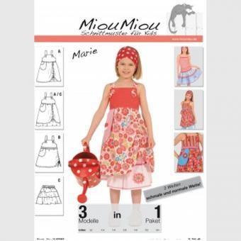 Papierschnittmuster Marie Kinderkleid