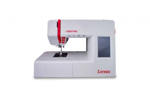 Veritas Nähmaschine Carmen Computer gesteuert