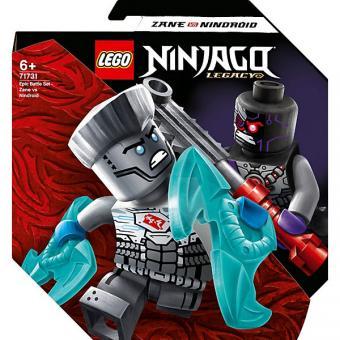 Lego Ninjago Slim Zane Battle Set