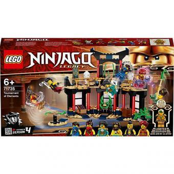 Lego Ninjago Slim Turnier