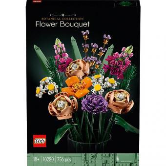 Lego Creator Expert Blumenstrauss