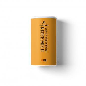 myboshi Färbemittel Lieblingsfarben Kurkuma, Gelb-Orange