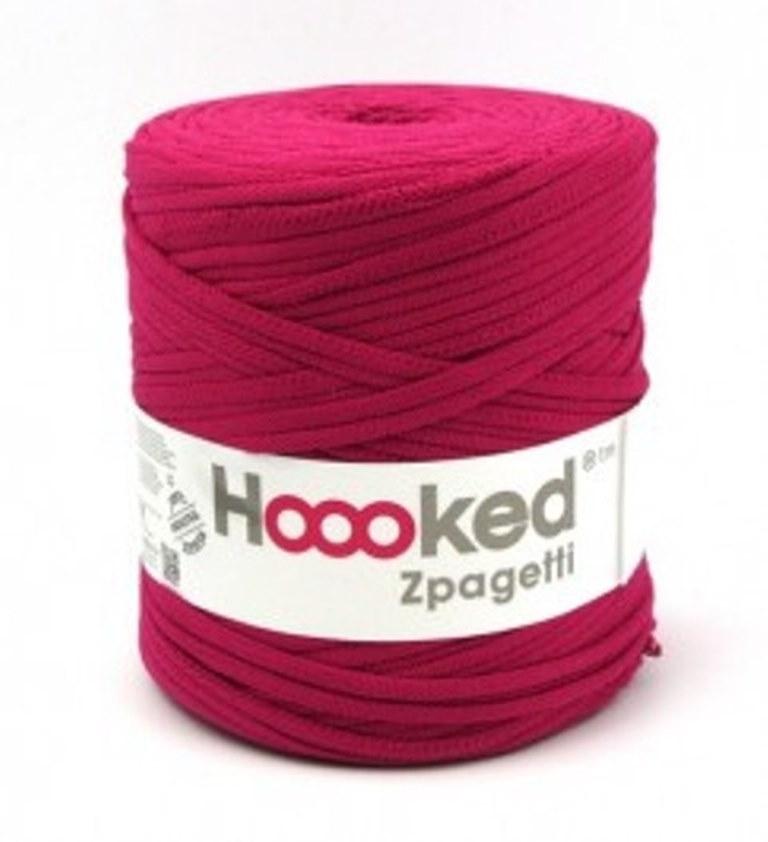 Hobbywelt Kreativshop Hoooked Zpagetti Magenta 120 M Waschbar Zum